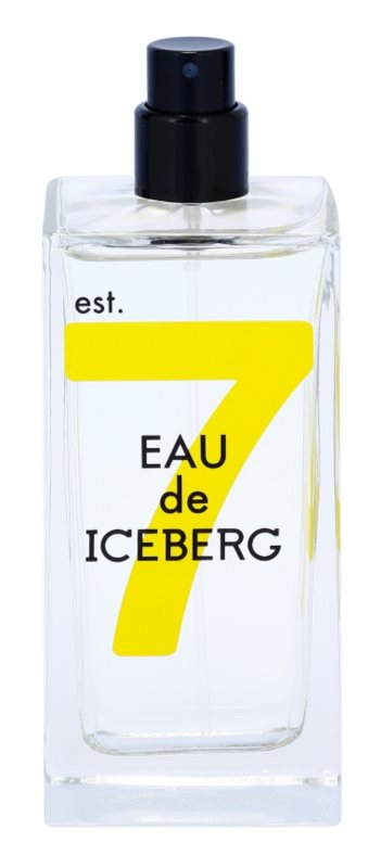 Iceberg Eau de Sandalwood toaletní voda tester pro muže 100 ml
