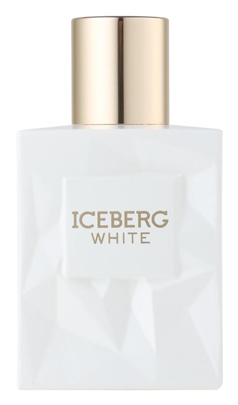 Iceberg White eau de toilette per donna 100 ml