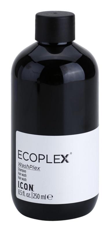 Icon  Ecoplex WashPlex ošetřující šampon pro barvené a křehké vlasy