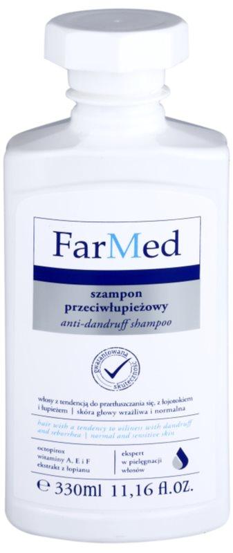 Ideepharm FarMed champô contra caspa oleosa