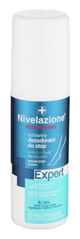 Ideepharm Nivelazione Expert osvěžující deodorant na nohy