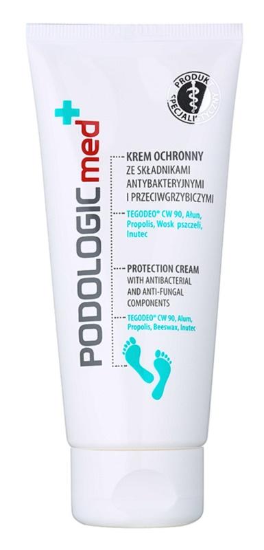 Ideepharm Podologic Med cremă de protecție pentru picioare antibacterial