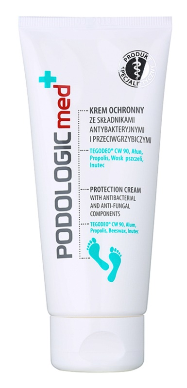 Ideepharm Podologic Med Protective Foot Cream With Antibacterial Ingredients