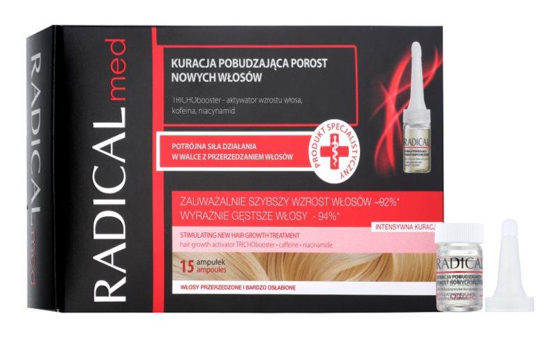 Ideepharm Radical Med nega za stimulacijo rasti novih las
