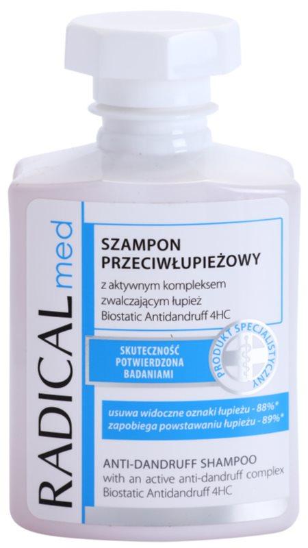 Ideepharm Radical Med Anti-Dandruff champô anticaspa