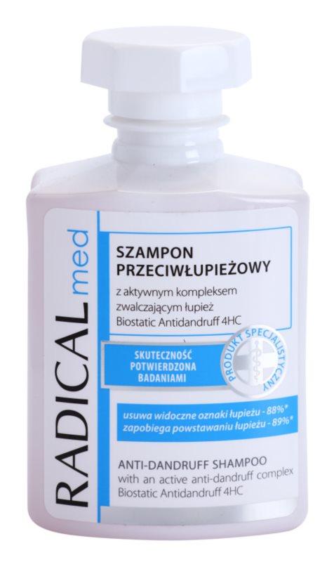 Ideepharm Radical Med Anti-Dandruff szampon przeciwłupieżowy