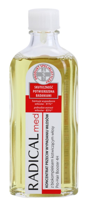 Ideepharm Radical Med Anti Hair Loss concentrat impotriva caderii parului