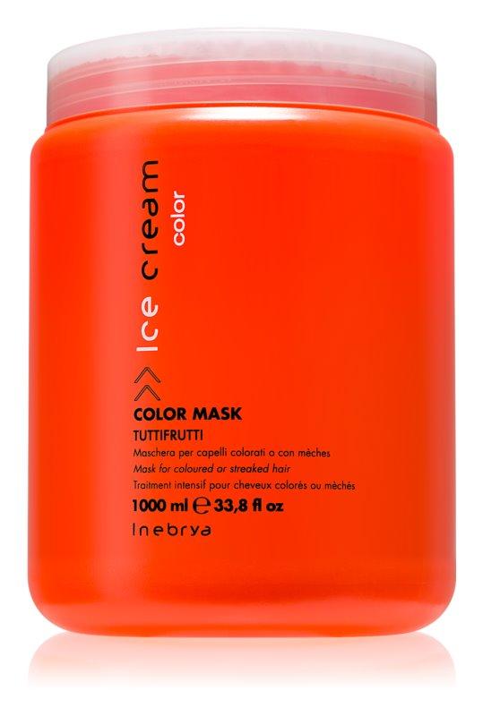 Inebrya Color maska za barvane lase in lase s prameni