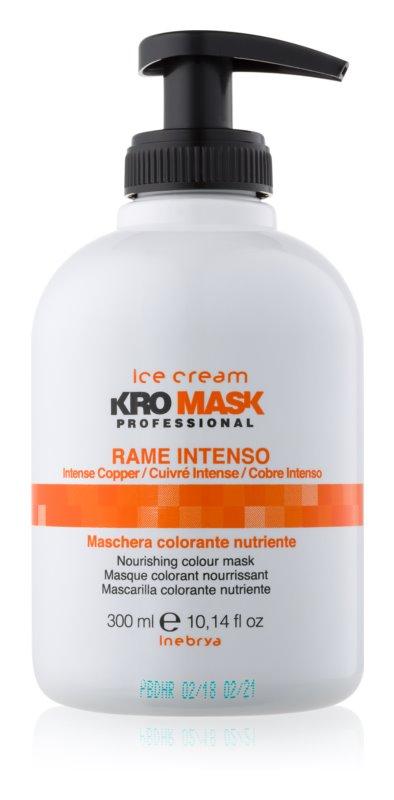 Inebrya Ice Cream KroMask maska na vlasy pro barvené a melírované vlasy
