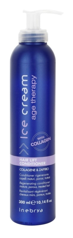 Inebrya Age Therapy regeneracijski balzam za zrele in porozne lase