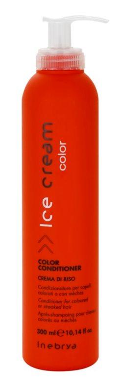 Inebrya Color balzam za barvane lase in lase s prameni