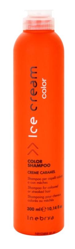 Inebrya Color șampon pentru par vopsit sau suvitat