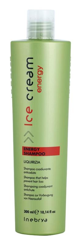 Inebrya Ice Cream Energy šampón proti vypadávániu vlasov