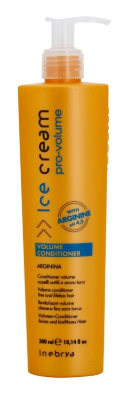 Inebrya Pro-Volume kondicionér pro objem