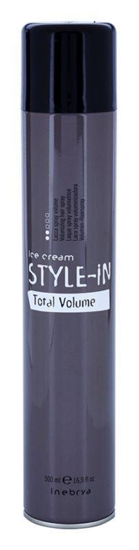 Inebrya Ice Cream Style-In Haarlak
