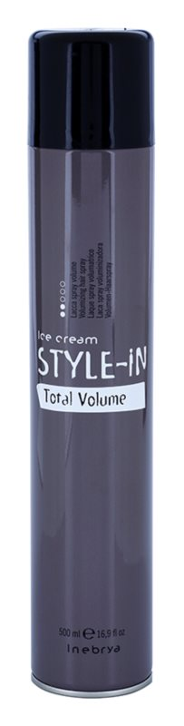 Inebrya Ice Cream Style-In Hairspray