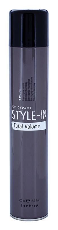 Inebrya Ice Cream Style-In lak za lase