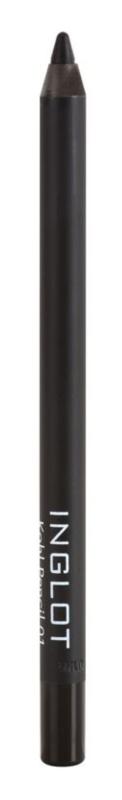 Inglot Basic vodoodporni svinčnik za oči z visoko pigmentacijo