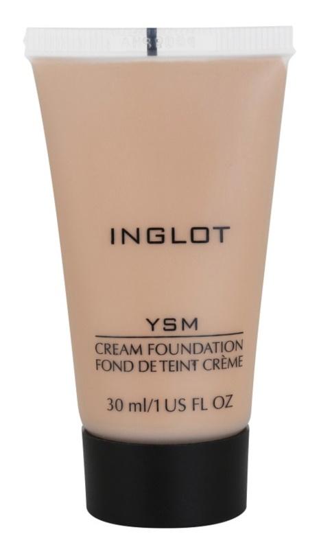 Inglot YSM matující krémový make-up