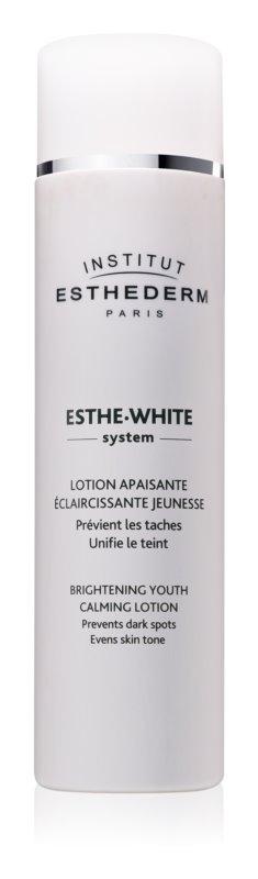 Institut Esthederm Esthe White čisticí mléko s bělicím účinkem