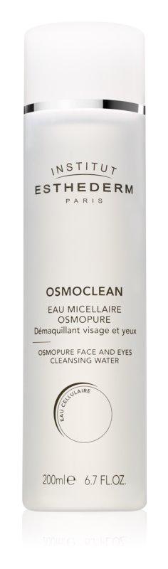 Institut Esthederm Osmoclean čisticí micelární voda na obličej a oči