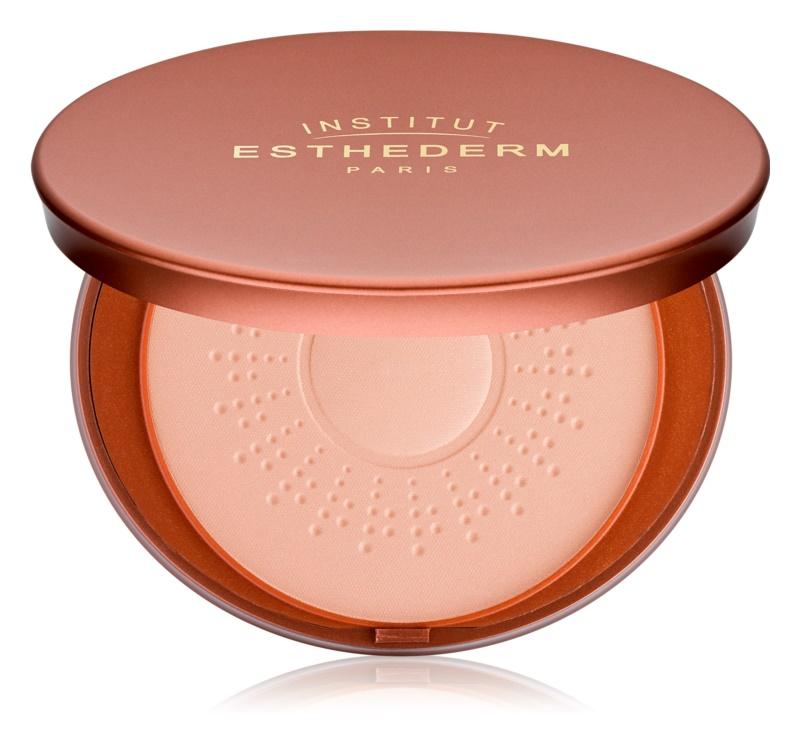 Institut Esthederm Sun Sheen Bronzer For Face And Décolleté