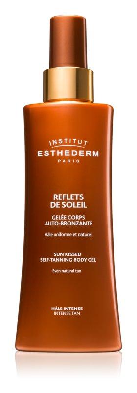 Institut Esthederm Sun Sheen крем автозасмага  для тіла