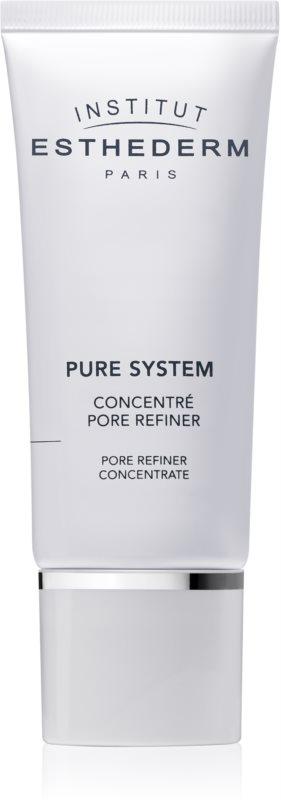 Institut Esthederm Pure System koncentrat za glajenje kože in zmanjšanje por