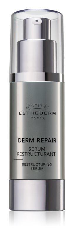 Institut Esthederm Derm Repair serum restrukturyzacyjne do przywrócenia jędrności skóry twarzy