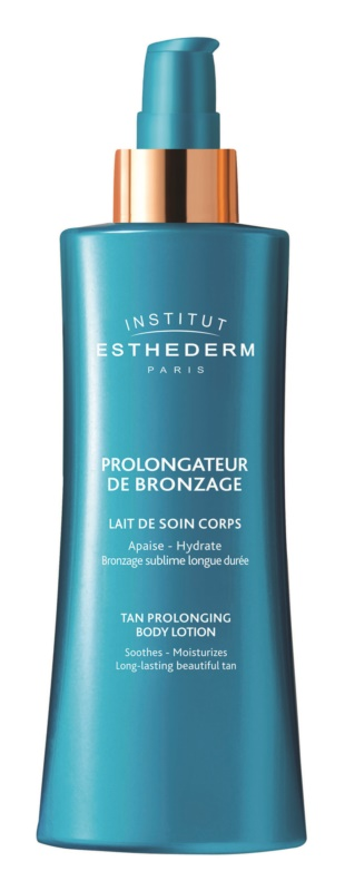 Institut Esthederm After Sun Tan Prolonging Body Lotion