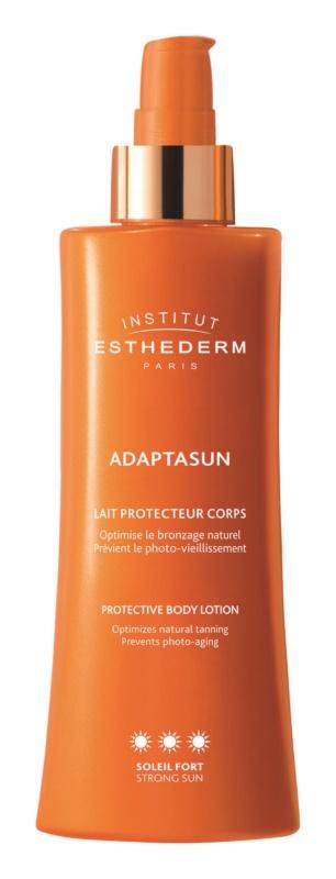 Institut Esthederm Adaptasun захисне молочко для засмаги з високим ступенем UV захисту