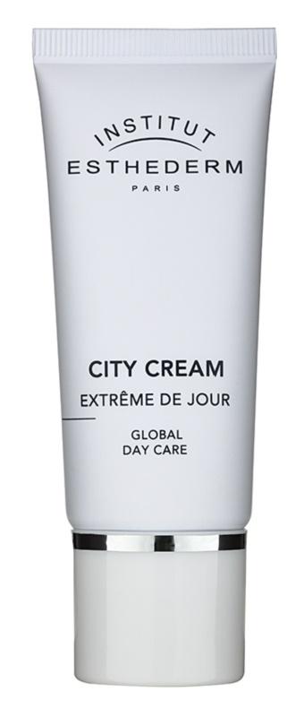 Institut Esthederm City Cream krem na dzień ochronny przed negatywnymi wpływami środowiska