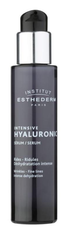 Institut Esthederm Intensive Hyaluronic Gesichtsserum mit feuchtigkeitsspendender Wirkung