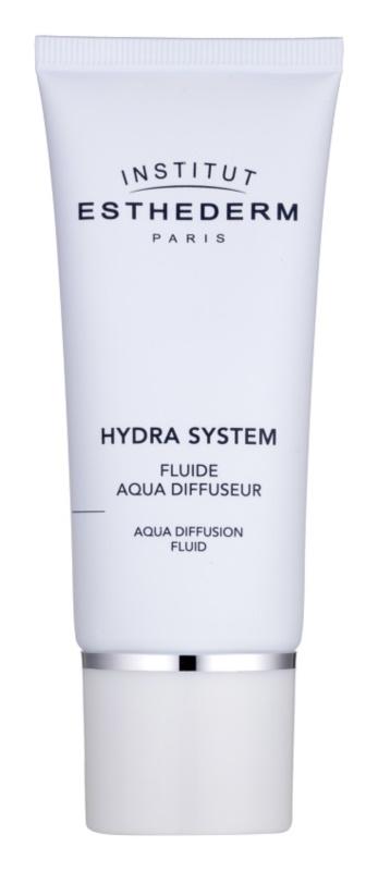 Institut Esthederm Hydra System hydratační fluidní krém