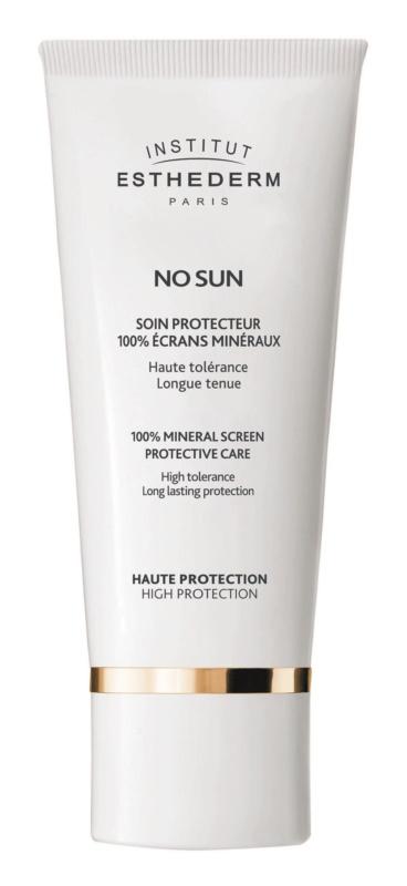 Institut Esthederm No Sun protecție solară minerală 100% pentru față și corp cu o protectie UV ridicata