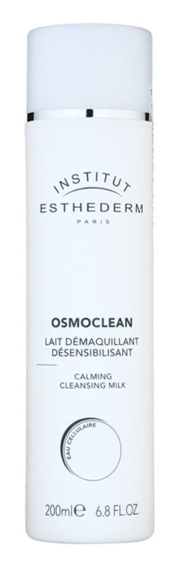 Institut Esthederm Osmoclean zklidňující čisticí mléko
