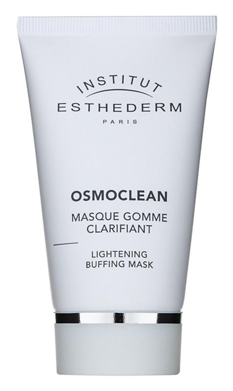 Institut Esthederm Osmoclean mascarilla exfoliante con efecto iluminador