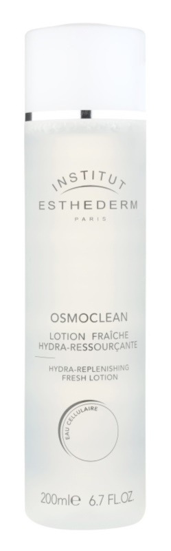 Institut Esthederm Osmoclean lotion tonique visage effet hydratant