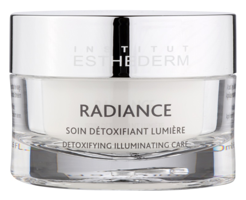 Institut Esthederm Radiance Moisturiser for First Signs of Ageing with Brightening and Smoothing Effect