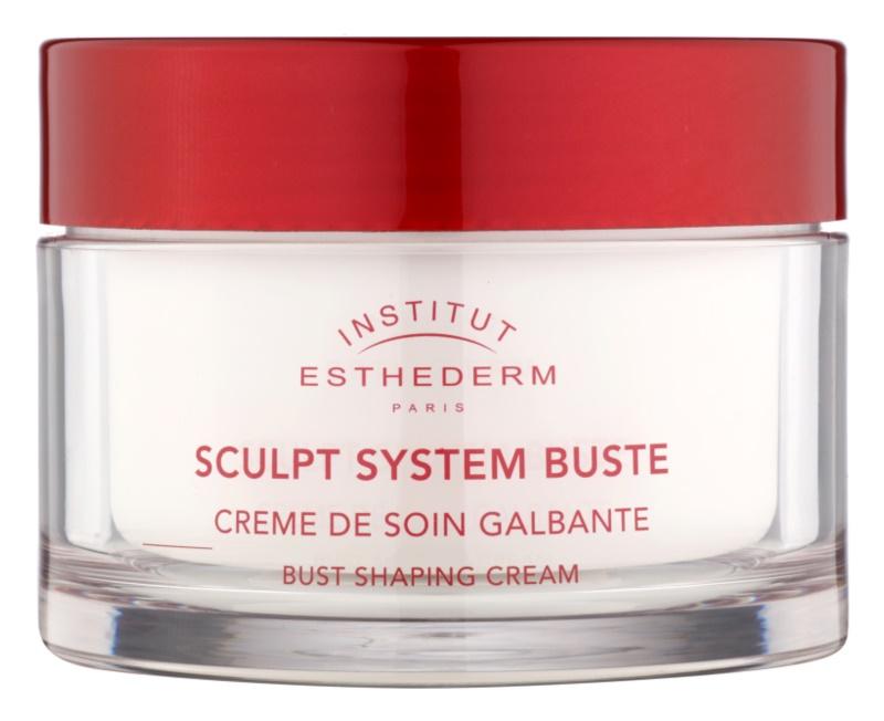 Institut Esthederm Sculpt System зміцнюючий крем для догляду за шкірою бюста