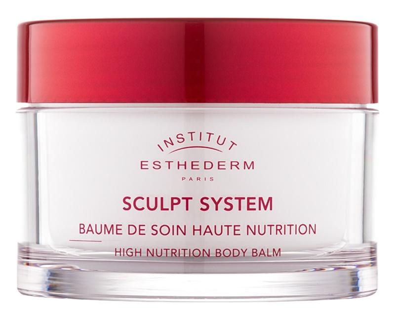 Institut Esthederm Sculpt System balsam pentru corp intens hrănitor