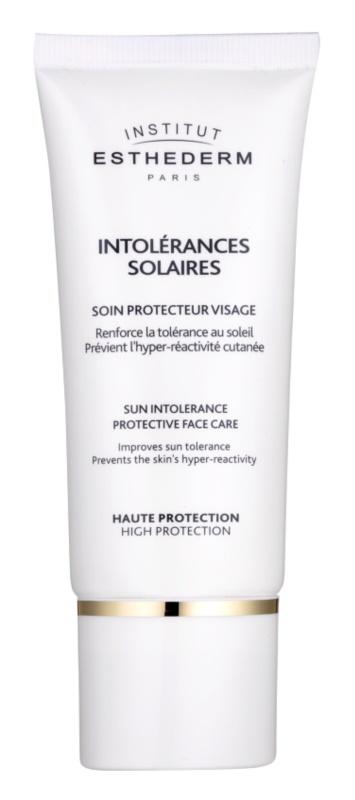 Institut Esthederm Sun Intolerance crème protectrice visage renforçant la tolérance au soleil