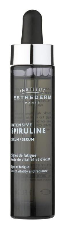 Institut Esthederm Intensive Spiruline koncentrované sérum pro unavenou pleť