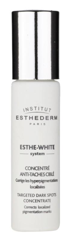 Institut Esthederm Esthe White bieliace sérum pre lokálne ošetrenie