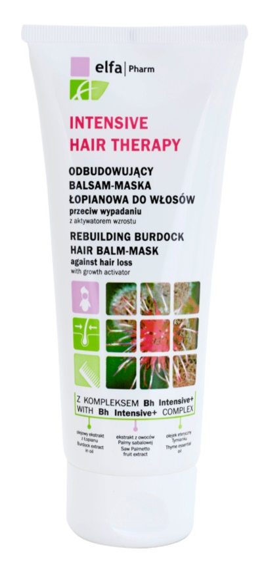 Intensive Hair Therapy Bh Intensive+ balsam przeciw wypadaniu włosów z aktywatorem wzrostu