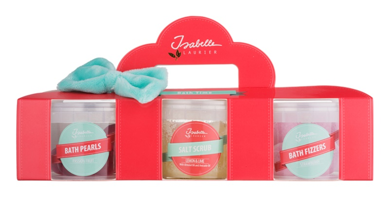 Isabelle Laurier Miss Coral set cosmetice III.