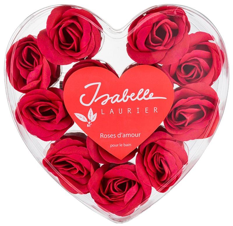Isabelle Laurier Roses mydlové ruže do kúpeľa