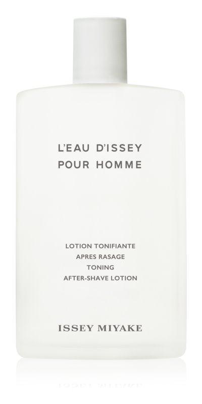 Issey Miyake L'Eau D'Issey Pour Homme After Shave Lotion for Men 100 ml