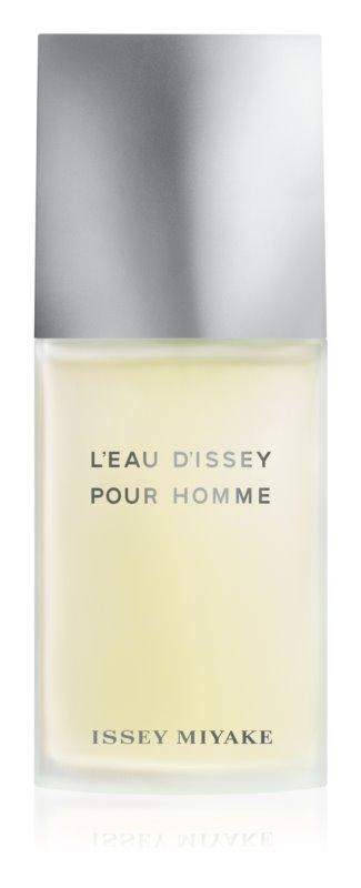 Issey Miyake L'Eau D'Issey Pour Homme Eau de Toilette for Men 125 ml