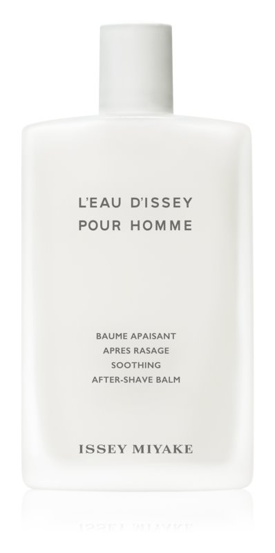 Issey Miyake L'Eau D'Issey Pour Homme After Shave Balm for Men 100 ml